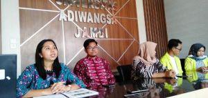 Pasca Aksi Mahasiswa, Kini Kondisi Universitas Adiwangsa Jambi Sudah Kondusif