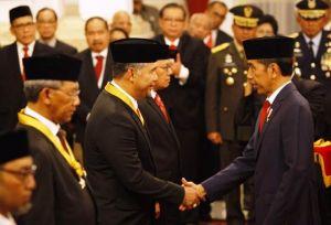 Satu-satunya Dari Kepala Daerah, Wali Kota Fasha Dianugerahi Bintang Jasa Pratama Oleh Presiden