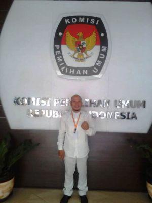 Soal Caleg Pindah parpol, Aksi Aliansi Pemuda Peduli Sarolangun Berlanjut di KPU RI
