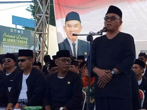Hadiri Karnaval Kebudayaan Kabupaten Demak, Dandim 0716/Demak: Mari Tanamkan Semangat Nasionalisme