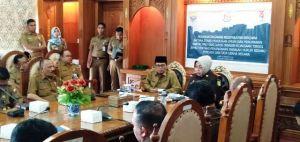 MoU Kawal Proyek PUPR Provinsi Jambi Ditandatangani