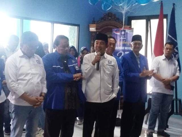 Senior PAN Hadir di DPW PAN Berikan Pesan Soal Pilgub, Ini Katanya