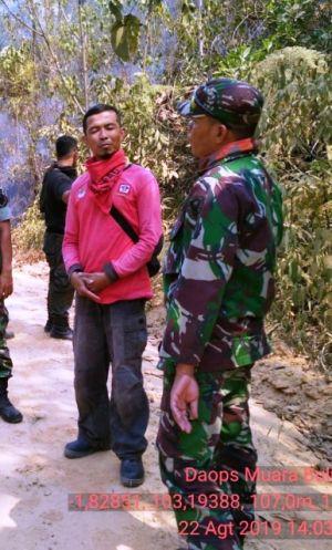 Tertimpa Pohon saat Padamkan Api di Batanghari Jambi, Asmara Meninggal Dunia