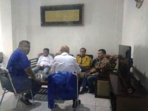 Hanura dan PBB Mendadak Datangi DPW PAN Provinsi Jambi, Bahas Cawagub?
