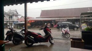 Akhirnya Merangin Mulai Hujan
