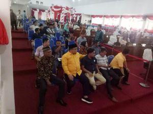 Hari Ini 35 Anggota DPRD Merangin Dilantik, Herman Efendi Ditunjuk Ketua Sementara