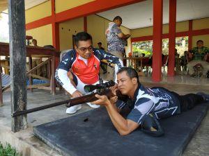 Perbakin Jambi Gelar Pelatsar Berburu dan Uji Ketrampilan Menembak Angkatan ke-VII