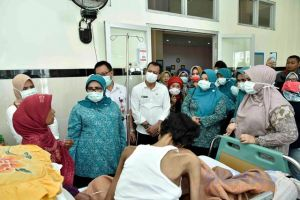 Rahima Bantu Penderita Tumor Paru, Orang Tua Pasien Apresiasi Perhatian Rahima