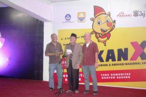 Gubernur Jambi Nilai Nasional Melihat Potensi Seni Kreatif Jambi