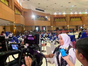 Persatuan Wanita Olahraga Seluruh Indonesia Rayakan HUT ke-52, Ini Harapannya