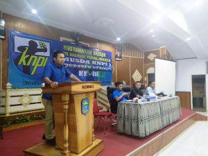 Pimpin KNPI Kerinci, Satria Gunawan: Mari Berkontribusi Nyata Bagi Pembangunan