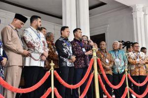 Hadiri Mayor Caucus, Fasha Rekomendasikan Kajian Penting Pemindahan Ibukota Kepada Presiden