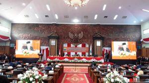 Paripurna Pelantikan DPRD Provinsi Jambi, Hanya 2 Anggota DPR RI yang Hadir