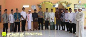 Prima-DMI Wilayah Jambi Gelar Tablig Akbar di Desa Tanjung Paku Merlung