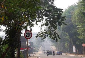 Akibat Kabut Asap, Jumlah Penderita ISPA Naik hingga 11.251 Kasus