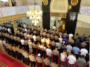 Polda Jambi Gelar Shalat Gaib Wafatnya Presiden RI Bj Habibie, Muchlis: Saya Penggagum Beliau