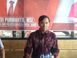 PDIP, Gerindra dan Demokrat  Klir, Tinggal Golkar Belum Serahkan Wakil ketua DPRD Provinsi Jambi