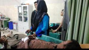 Padami Kebakaran di Tanjabtim Jambi, Jari Kelingking Junaidi Diamputasi