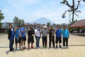Empat Bupati Puas Olahraga di Kerinci, Pelayanan  Bupati Adirozal Luar Biasa