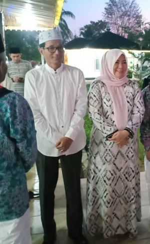 Survei LKPR: Simulasi Yunninta - Mahdan Puncaki Survei Pilkada Batanghari 2020