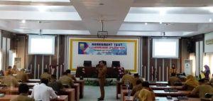 Siap-Siap Dirombak, 37 Pejabat Pemprov Jambi Jalani Ujian Hari Ini