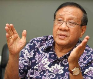 Akbar Tandjung Tokoh Nasional akan Hadir di Sarolangun Isi LK 2 HMI