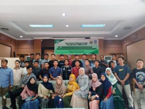Zuhry Akbar Pimpin Himpunan Mahasiswa Pelajar Merangin Jambi
