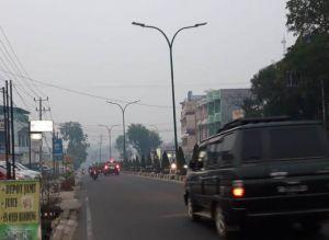 BREAKING NEWS: Udara Sangat Tidak Sehat, Pemkot Jambi Liburkan TK, SD dan SMP Selama Tiga Hari