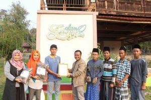 SMK Asy'ariyah Muaro Jambi Gelar Pengabdian Masyarakat Di Ekowisata Alam Sebapo
