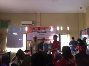 Mahasiswa KKN Unja Gelar Seminar di Tanjung Johor, Ini Tema yang Diusung