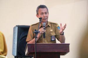 Sekda Tanjabbar Buka Bimtek Bantuan Keuangan Parpol