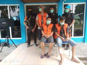 Seludupkan 3 Kg Sabu, 2 Pengedar Ditembak BNNP Jambi