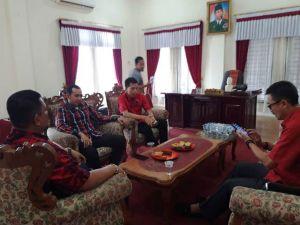 Cabup Bungo Mezi Arsento Hadir di PDIP, Mashuri dan Riduan Ibrahim Absen