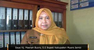 Bupati Muaro Jambi Dukung Kondusifitas Jalannya Pelantikan Presiden dan Wapres RI