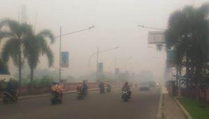 Pagi Ini, Kategori Udara di Kota Jambi Masih Berbahaya