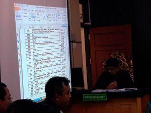 Jaksa KPK Perdengarkan Percakapan Telepon Erwan dan Amidy Soal Asiang Bakal Talangi Permintaan DPRD