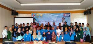 Pelatihan FKP di Jambi, Asdep Menpora RI: Jangan Banyak Teori