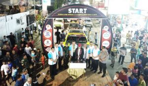 Fachrori Resmikan Sirkuit Swarnadwipa Nusantara