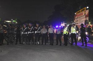 Malam Ini Tim Gabungan TNI/Polri di Jambi Laksanakan Patroli Cipkon