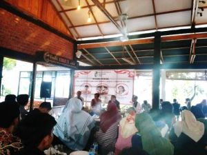 Diskusi Publik di Jambi, Meneropong Nawacita Jokowi-Ma'ruf Amin Untuk Indonesia