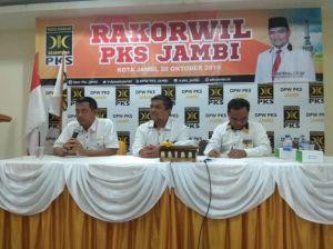 PKS Kumpulkan Pengurus Kabupaten/Kota Bahas Pilgub dan 5 Pilkada
