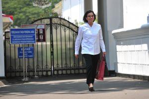 Penuhi Panggilan, Sri Mulyani: Presiden Menugaskan Saya Untuk Tetap Menjadi Menteri Keuangan