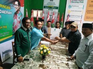 Ketua HKKI Ramli Taha juga Datangi PKB Pinta Dukungan Maju Pilgub