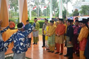 Hadiri HUT  ke-20, Ketua DPRD Provinsi Jambi Edi Purwanto Berikan Apresiasi Atas Kemajuan Tanjabtim