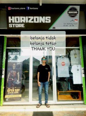 Horizons Store Jambi, Usaha Pemuda Ala Mahasiswa