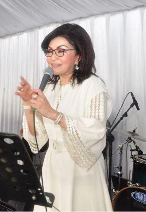 Klarifikasi Tetty Paruntu yang Merapat ke Istana: Pak Pratikno Yang WA Saya Minta Menghadap Presiden