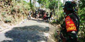 Untuk Lancarkan Pekerjaan TMMD, Desa Beli Tangki Air
