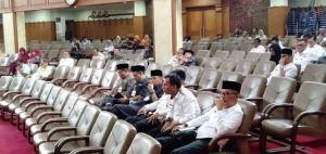 Paripurna RAPBD, Demokrat dan PKS Soroti Banyaknya Kepala OPD Pemprov Jambi yang Mangkir
