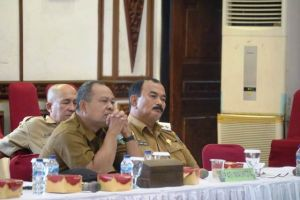 Diskusi Perkembangan Perkebunan Kelapa Sawit di Jambi, Ini Kata Wabup Amir Sakib