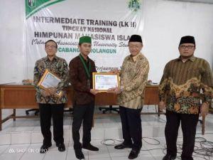 HMI Sarolangun: Selamat atas Penghargaan Kota layak Pemuda 2019